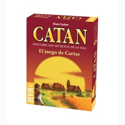 CATAN CARTAS - Devir