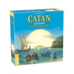 CATAN  - NAVEGANTES - Devir