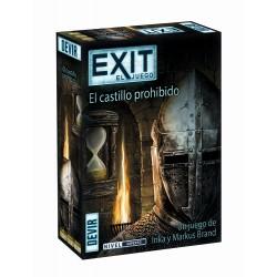 EXIT 4 - EL CASTILLO PROHIBIDO - Devir