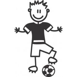 The Sticker Family - Papá Futbolista F8