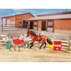 Breyer - Horspital Set Veterinario 1:32