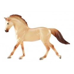 Breyer Stablemates - Red Dun Warmblood 590D