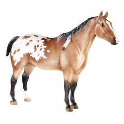 Breyer Traditional 1:9 - Pony Appaloosa Indio