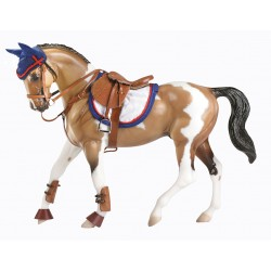 Breyer Traditional 1:9 - Accesorio Set para silla inglesa