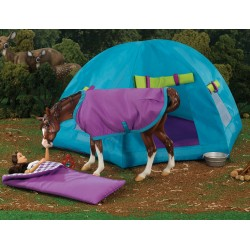Breyer Traditional 1:9 - Accesorio Juego Camping