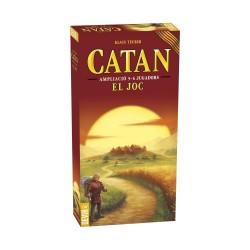 CATAN Expansió 5-6 jugadors (Català) - Devir