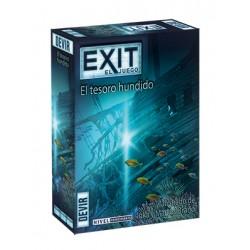 EXIT 7 - EL TESORO HUNDIDO - Devir
