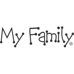 The Sticker Family - MY FAMILY